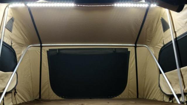 Barraca de teto automotiva Thatu - Foto 7