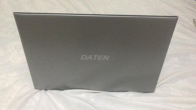 Notebook daten