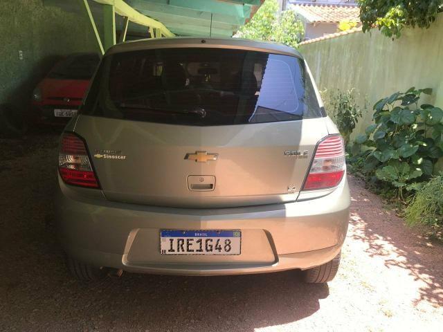 Chevrolet Agille novo único dono - Foto 2