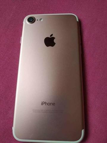 IPhone 7 32 GB Rose - Foto 2