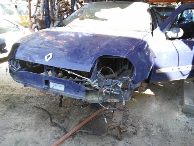 Sucata Clio Sedam 2002 - Motor Câmbio Peças Acessórios - CDV Credenciado - Foto 2