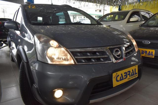 Nissan livina 2012 1.6 sl x-gear 16v flex 4p manual - Foto 6