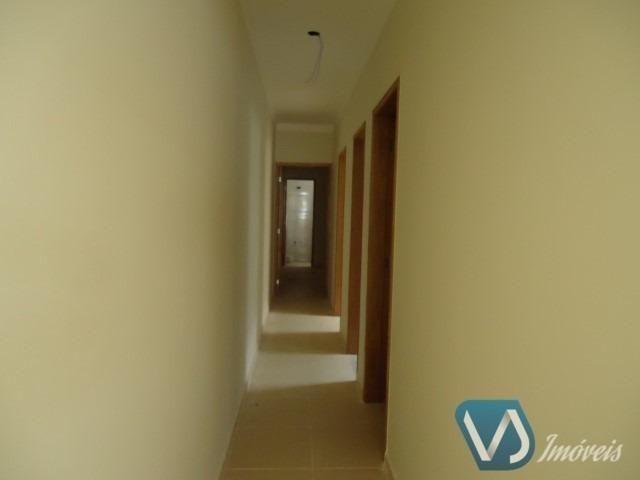 Casa assobradada no Jd. Monte Sinai para locação, 3 quartos, 140 m² - Londrina/PR - Foto 8