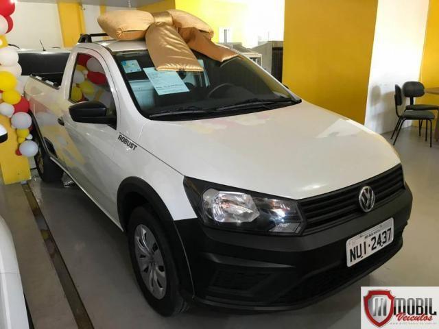 Volkswagen Saveiro Robust 1.6 Total Flex 8V - Foto 2