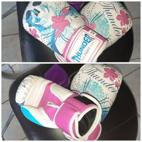 Luvas para Muay thai