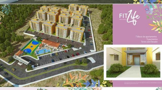 I - Apartamentos com Elevador e Porcelanato - Foto 7