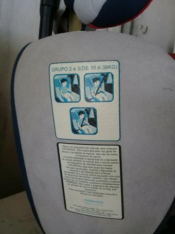 Vendo Cadeiras de carro para bebê - Foto 4