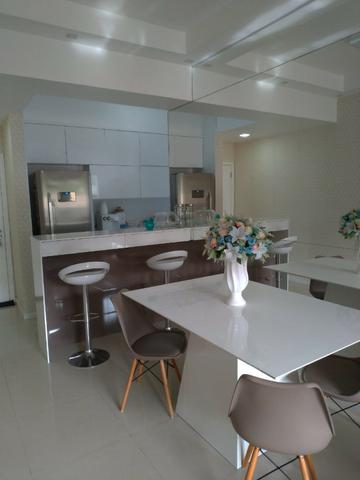 Luar do Pontal | Apartamento no Recreio de 3 quartos com suíte | Real Imóveis RJ - Foto 10