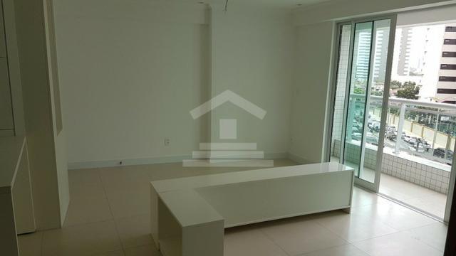 (HN) TR 11954 - Alameda Cocó com 104m² - 3 quartos - 2 vagas - Lazer - - Foto 9