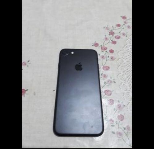 IPhone 128gb preto matte - Foto 5