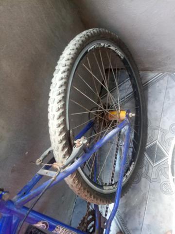Vendo uma becicleta cime nova boa 300$ - Foto 3