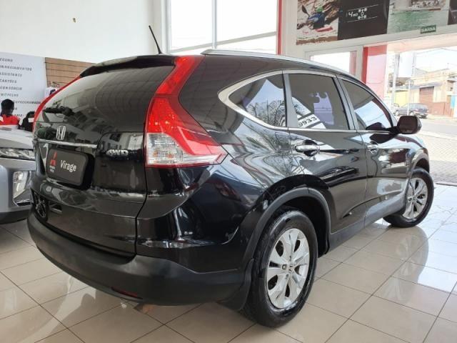 HONDA  CRV 2.0 EXL 4X4 16V GASOLINA 4P 2012 - Foto 10
