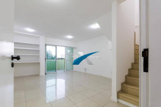 Venda - top duplex recreio - 2 quartos ( 1 suíte ) 95 m2 - r$ 529.000,00 - Foto 5