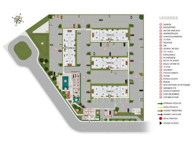 Lançamento MRV Embaubas Planalto 41m² 1Qto 1 vaga R$ 184.300,00 - Foto 10