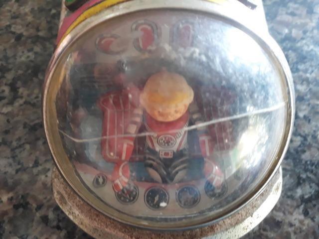 Brinquedo anos 50 nave espacial - Foto 4
