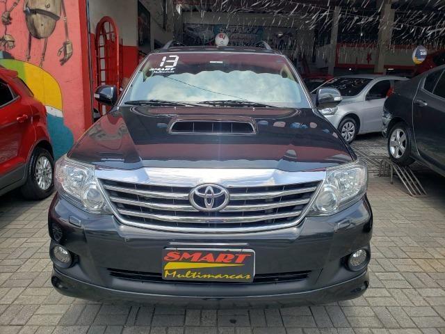 Toyota SW4 SRV 3.0 4X4 2013/2013 Preta