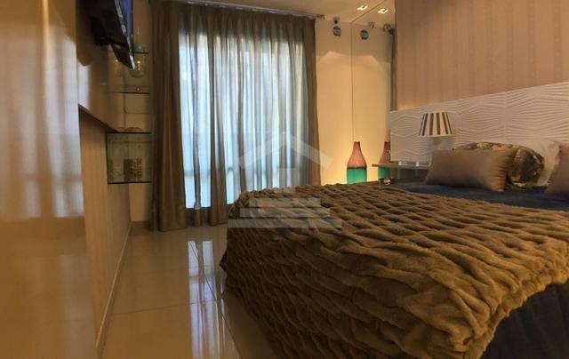 (JR) Apartamento alto padrão na Aldeota > 3 Suítes + dce > Torre Unica > 3 Vagas! - Foto 5