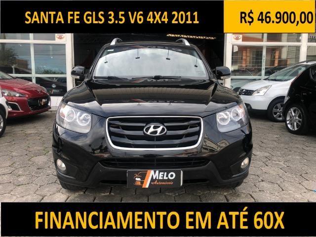 Santa Fe GLS 3.5 V6 4x4 2011