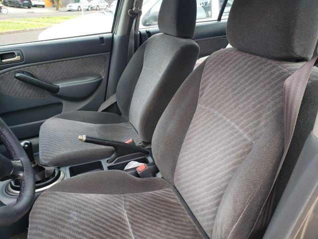 Honda Civic LX 1.7 Impecavel - Foto 6