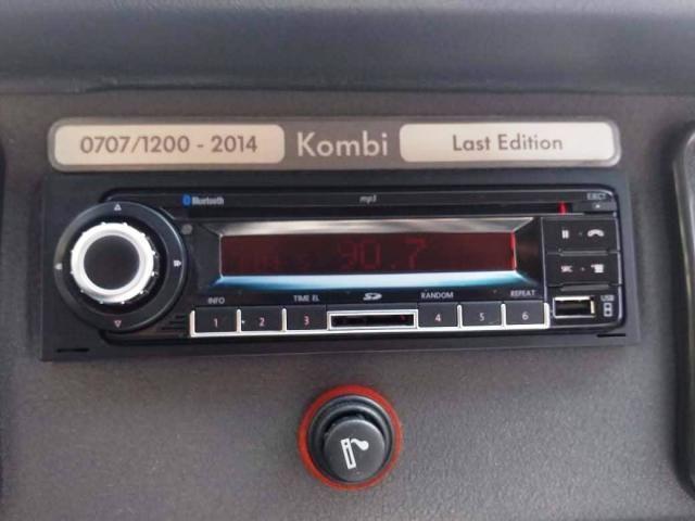 Volkswagen Kombi 1.4 LAST EDITION 3P - Foto 9