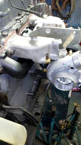 Vendo Caravan 4cc turbo - Foto 4