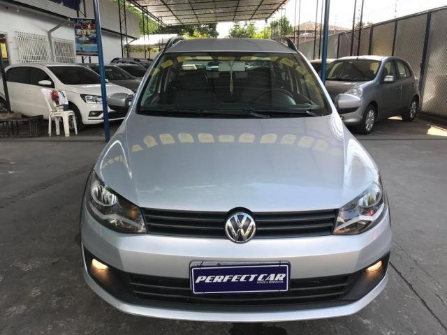 VOLKSWAGEN SAVEIRO 2014/2015 1.6 MI TRENDLINE CD 8V FLEX 2P MANUAL - Foto 5