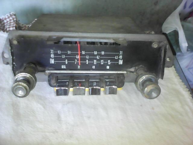 Radio do ford galáxie original