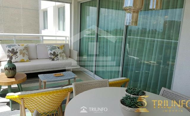 (AF-14978) Apartamento a venda no Living Resort no Dunas: 116 m²
