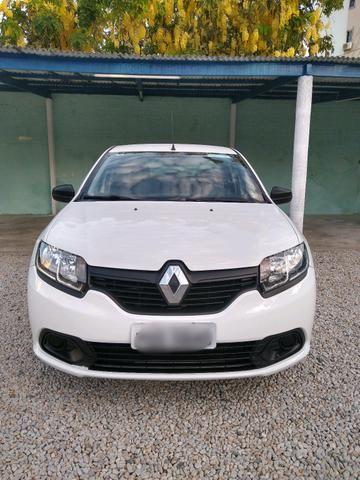 Renault Logan 2017 1.0 Oportunidade!
