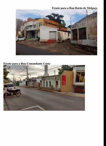 Terreno no Centro de Cuiabá 3400 m2 - Foto 2