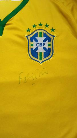 Camisa seleção brasileira 2014 - Foto 2