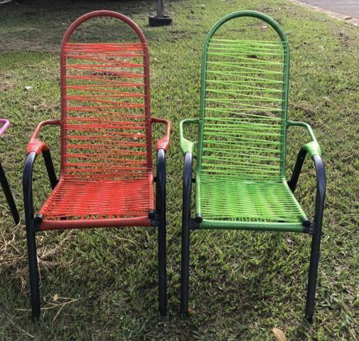 Cadeiras de fio novas - Foto 3