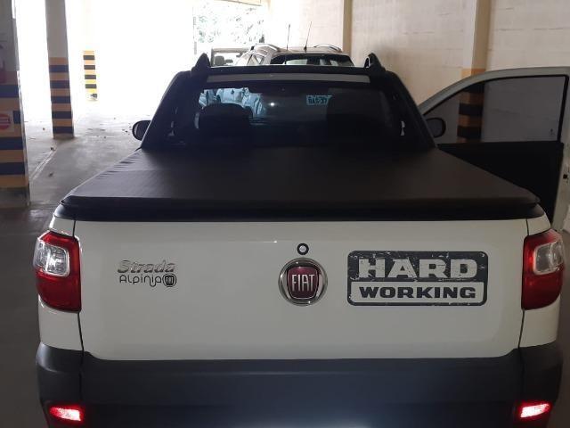 Fiat Strada Hard Working CS Fire Flex 1.4 08 Válvulas 2019 - Foto 5