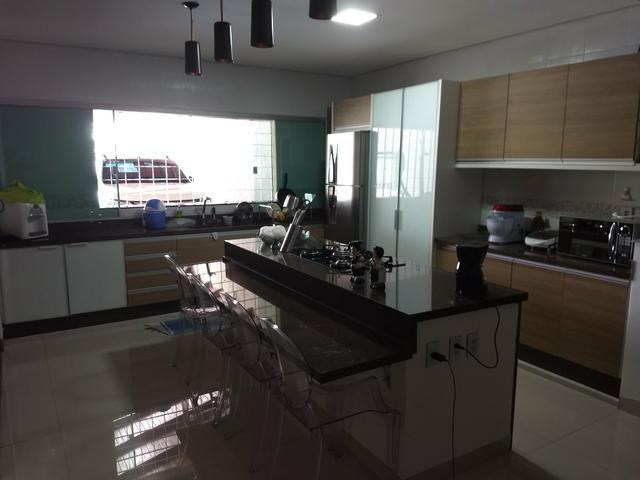 Vende-se casa 3 dormitórios mobília planejada - Foto 8