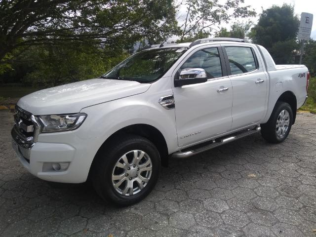Ford Ranger Limited 3.2 Automática 2017