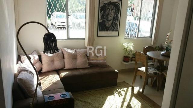 Apartamento à venda com 1 dormitórios em Vila nova, Porto alegre cod:BT8574