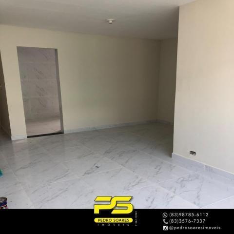 Apartamento com 3 dormitórios à venda, 84 m² por R$ 159.000 - Jardim Cidade Universitária  - Foto 3