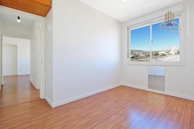 Apartamento de dois dormitórios com garagem imediações Carrefour da Bento - Foto 2