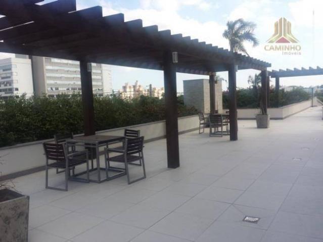 Apartamento residencial à venda, Central Parque, Porto Alegre. - Foto 20