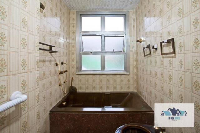 Apartamento com 3 dormitórios à venda, 130 m² por R$ 949.000 - Duas vagas de garagem - Pra - Foto 16