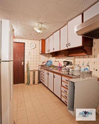 Apartamento com 3 dormitórios à venda, 130 m² por R$ 949.000 - Duas vagas de garagem - Pra - Foto 8