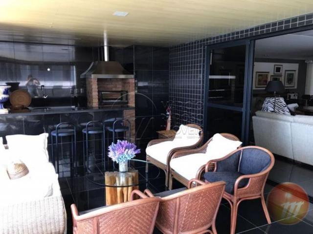 Apartamento à venda com 4 dormitórios em Ponta verde, Maceio cod:V453 - Foto 2