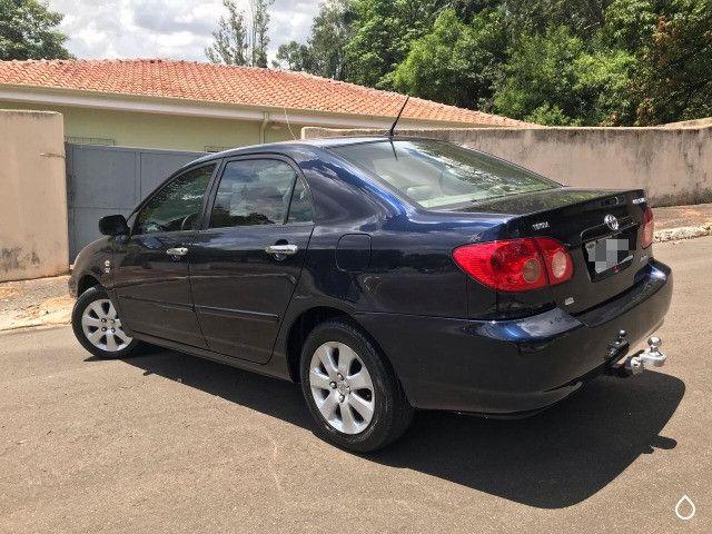 Corolla Sedan XEI 1.8 Automático 2008 - Foto 3