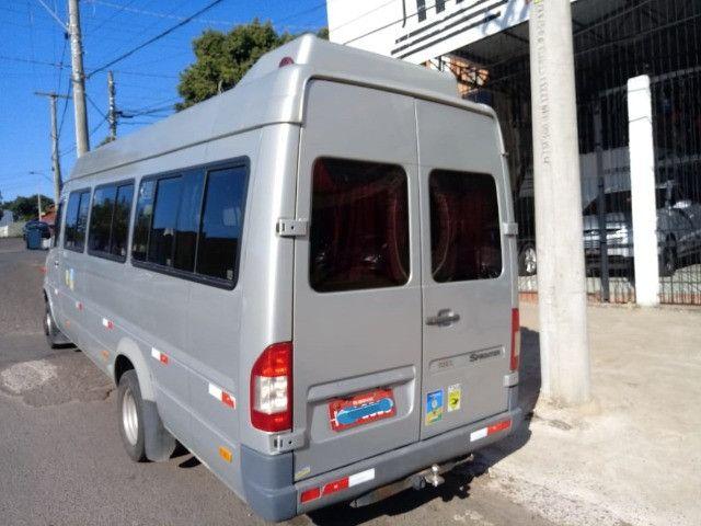 Microônibus I/M Benz Sprt Si Tnei Lu Diesel 2012 Completo - Foto 2