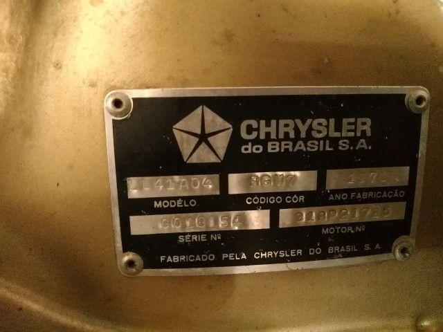 Dodge DART 5.2 V8 - 1971 - Foto 9