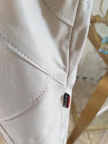 Jaqueta de couro - Foto 4