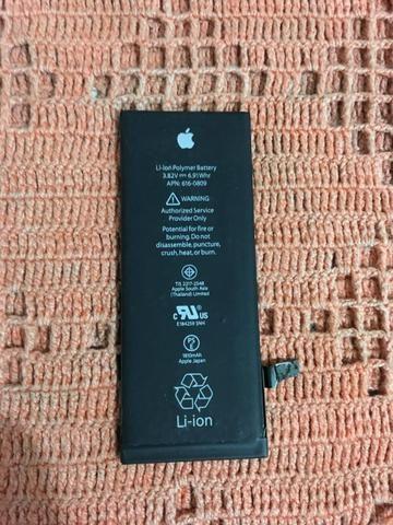 Bateria original iPhone 6 Plus sexta geração