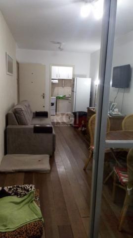 Apartamento à venda com 1 dormitórios em Azenha, Porto alegre cod:KO13303