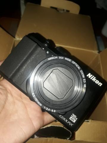 Vendendo Câmera Profissional NIKON - Foto 2