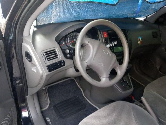 Vendo Tucson completa automática carro de garagem - Foto 12